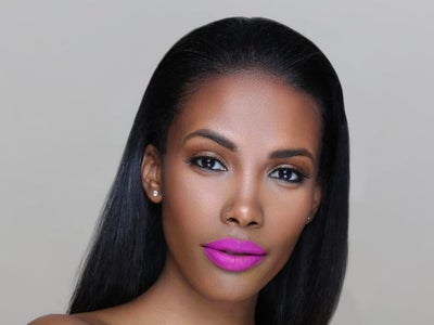 Watch 'Vivrant Thing:' 'The Lip Bar' CEO Melissa Butler Tries 3 Different Shades On 2 Melanated Beauties