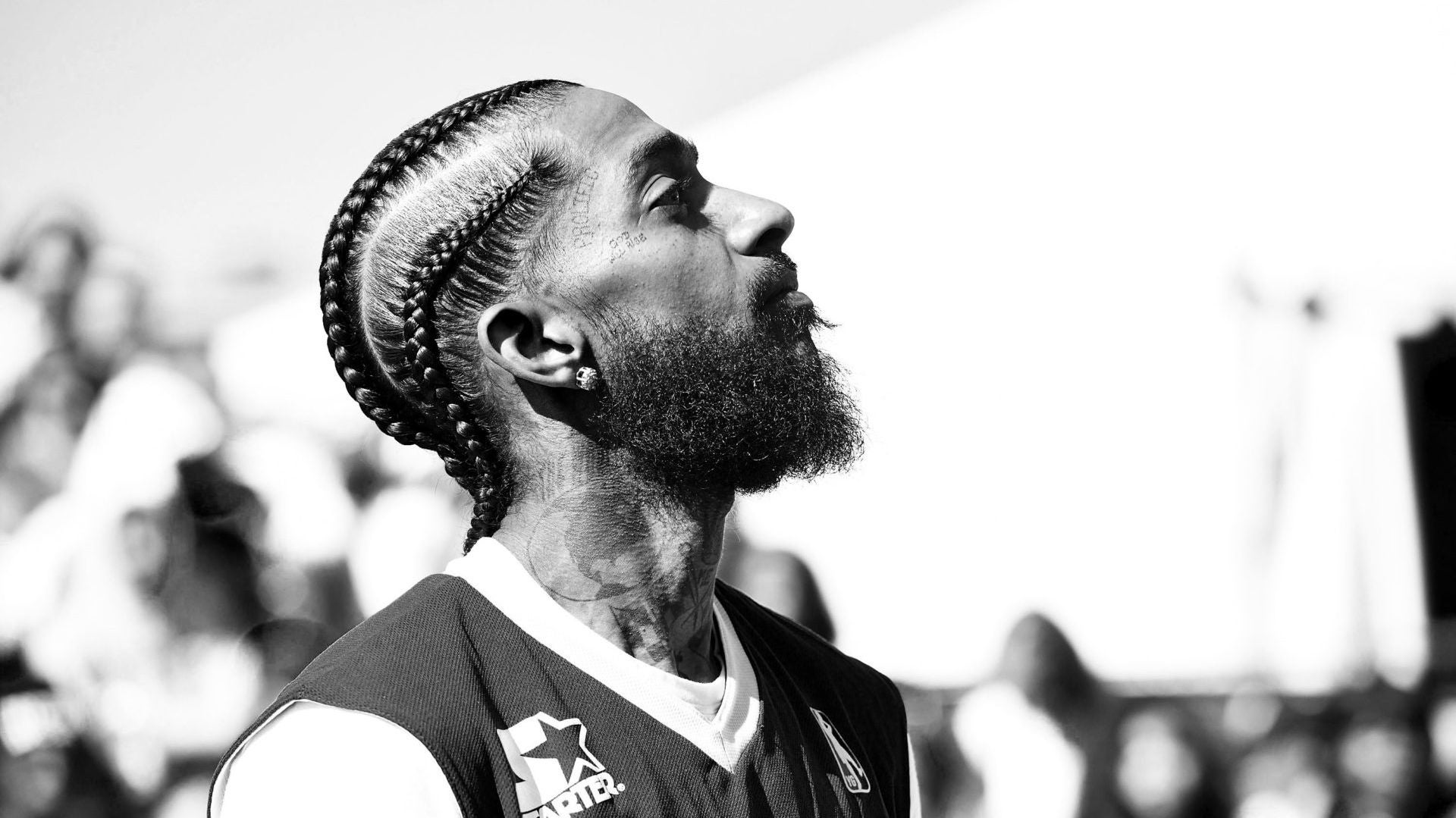 Photos Show Fans Remembering Nipsey Hussle At Sold-Out Memorial Service