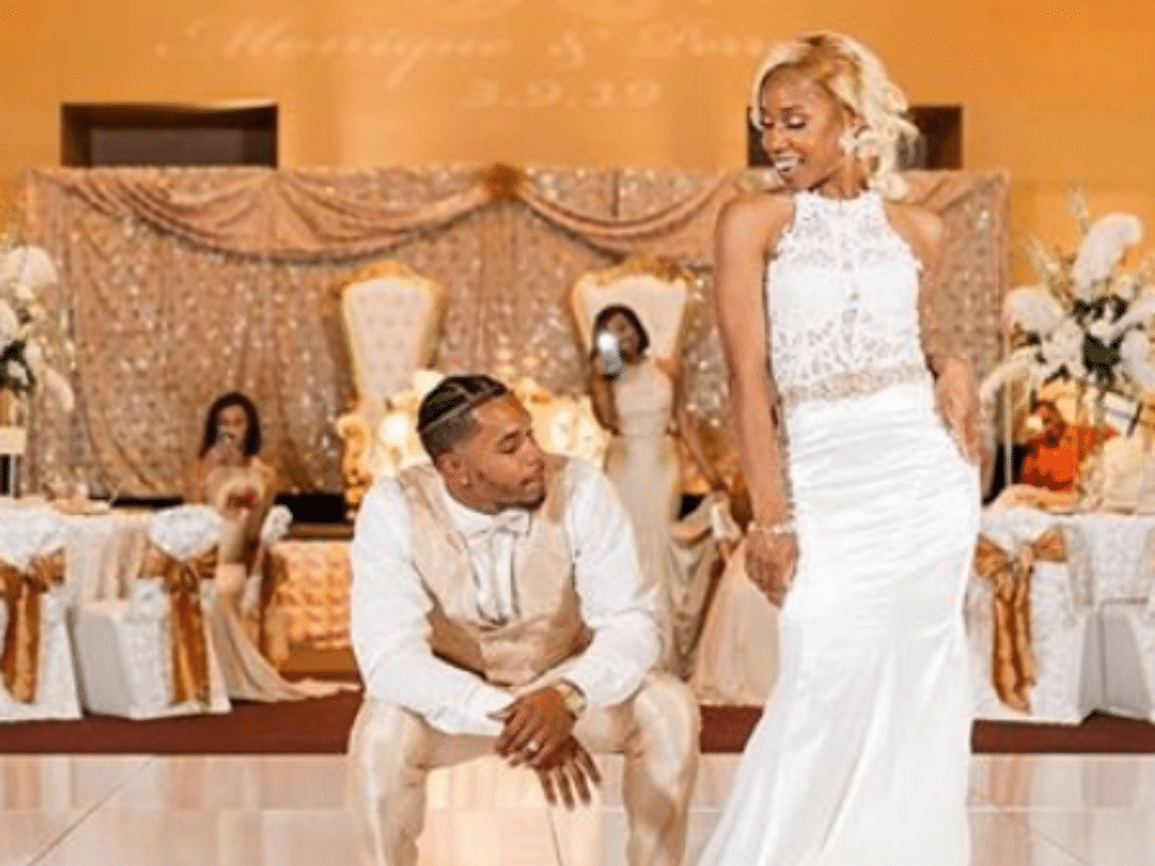 Black Wedding Moment: Watch This Bride and Her Beyoncé-Inspired Routine Light Up the Reception