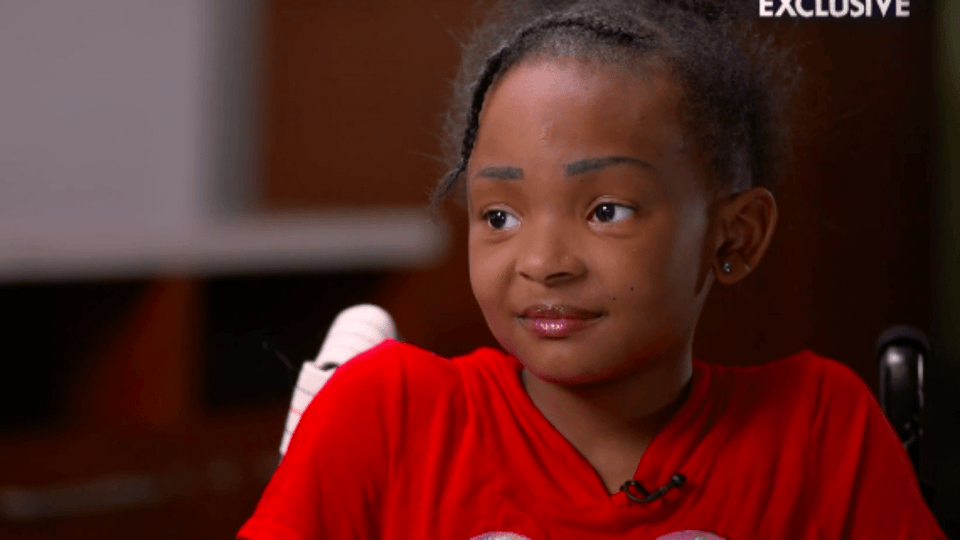 Georgia 9-Year-Old Struck By Vehicle In Front Yard Speaks Out: 'I'm Coming Back'