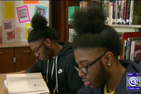 Identical Twins In Ohio Named Valedictorian, Salutatorian Of Their High School