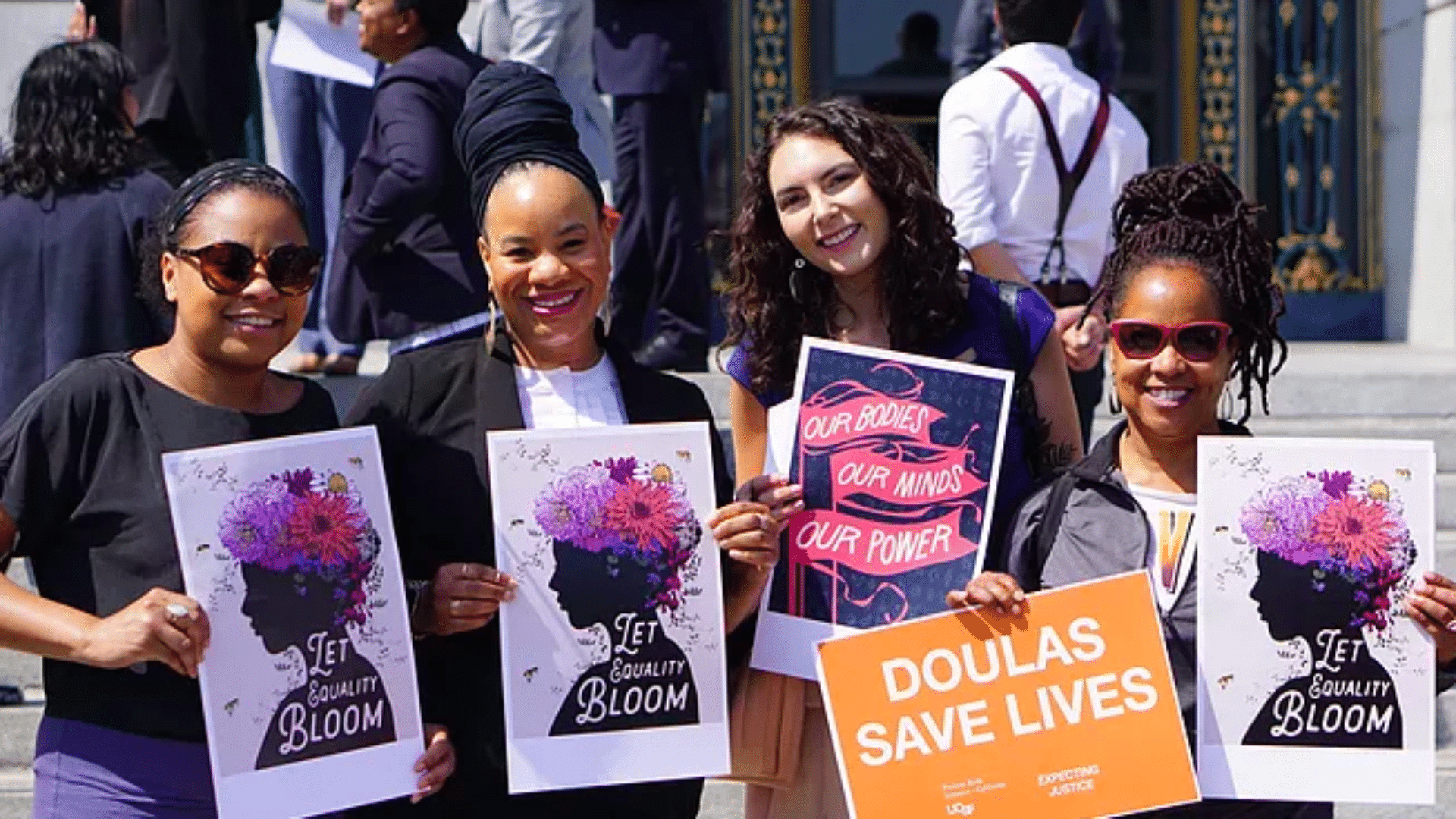 With Maternal Mortality Rates On the Rise, Black Women In San Francisco Turn To Doulas Like Marna Armstead For Help