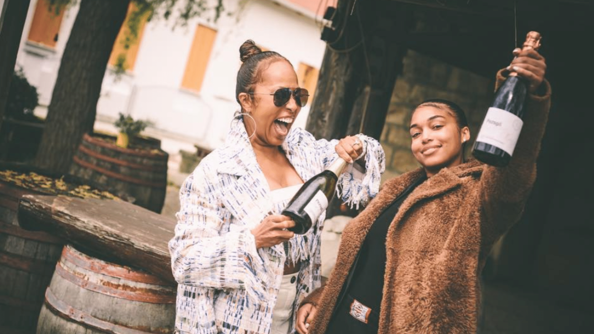 Marjorie And Lori Harvey Took An Epic Trip Around The World And We're Jealous