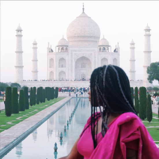Black Travel Vibes: The Beauty of India Will Blow You Away