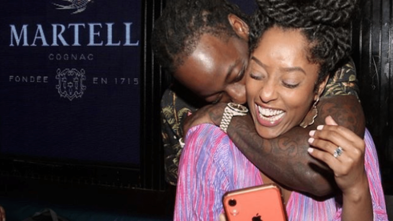 Rapper Ace Hood Proposed To His Girlfriend, Wellness Influencer Shelah Marie - Essence