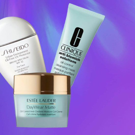 Oil Be Gone! 9 Skin Products That'll Combat That Dreaded Shiny Look