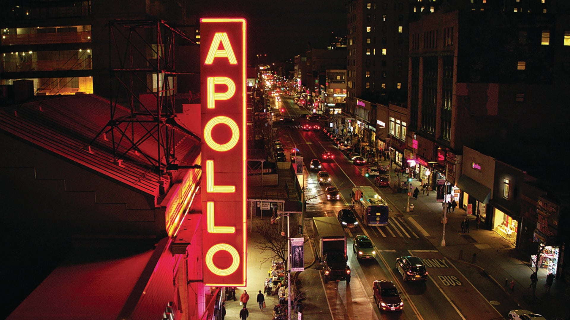 'The Apollo' Reminds Us Of Our Black History Way Above Broadway