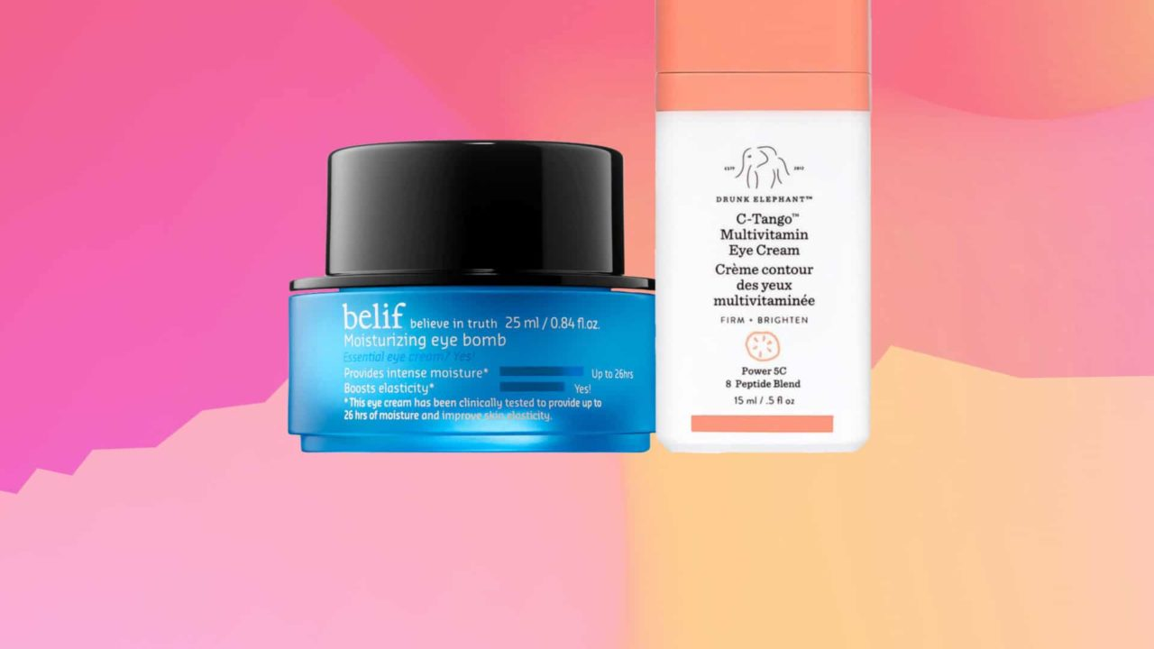 The 10 Eye Creams Women 40 And Over Need In Their Arsenal - Essence