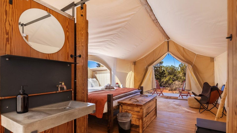 These Glamping Getaways Are Perfect For Exploring Nature in Style