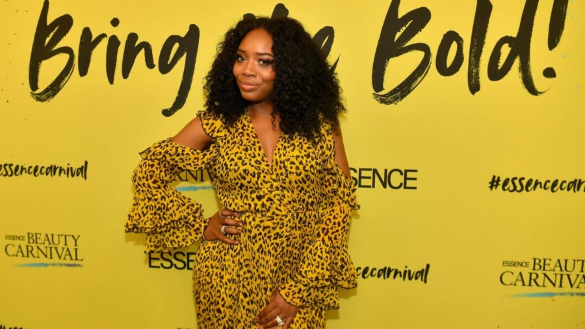 Yandy Smith Reveals How She Got Her Healthy Skin Back