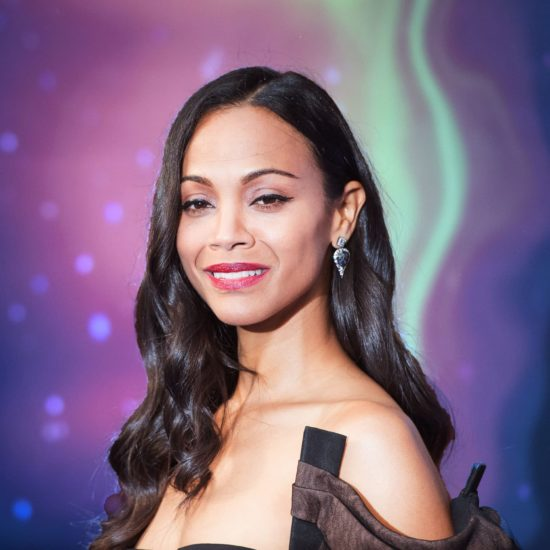 Zoe Saldana Explains How She's Become 'Limitless' In Hollywood