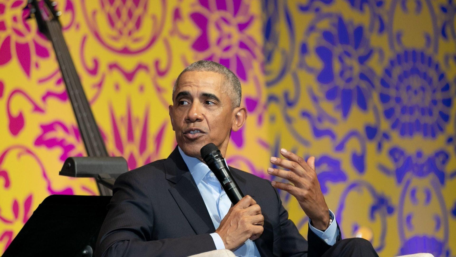 Barack Obama, Hollywood Celebs And Youth Celebrate Nelson Mandela's Legacy