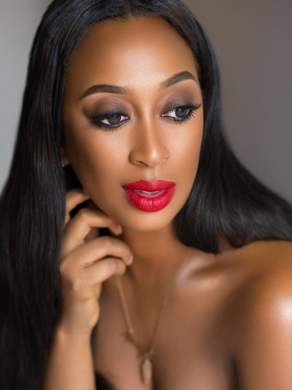 Ask A Makeup Maven: Camara Aunique Reveals The One Product She Uses To Give Black Women That Extra Glow