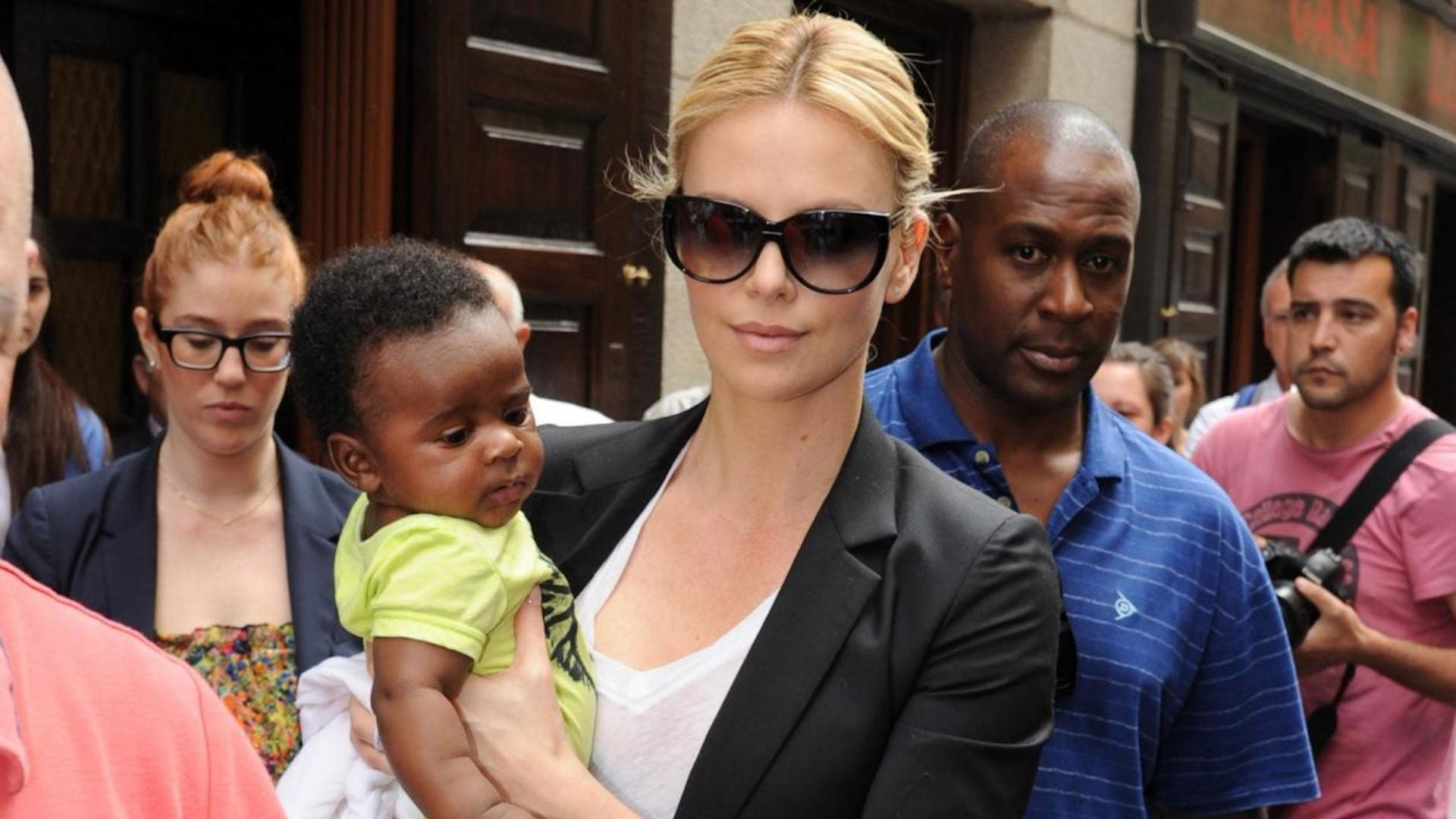 Charlize Theron Opens Up About Raising 'Proud, Black African Girls'