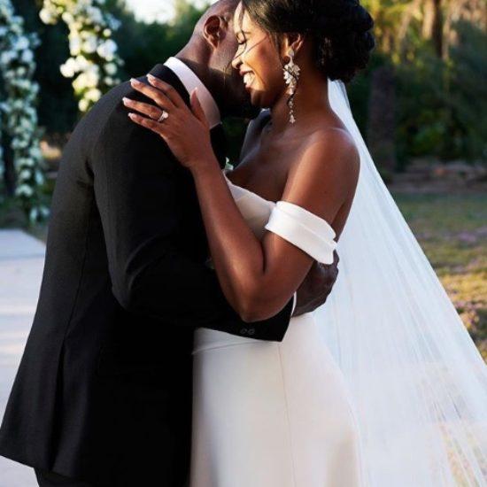Idris Elba Is Married!