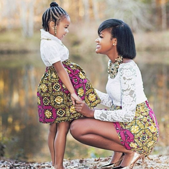 Step Out With Your Little One In These Adorable Mommy & Me Outfits