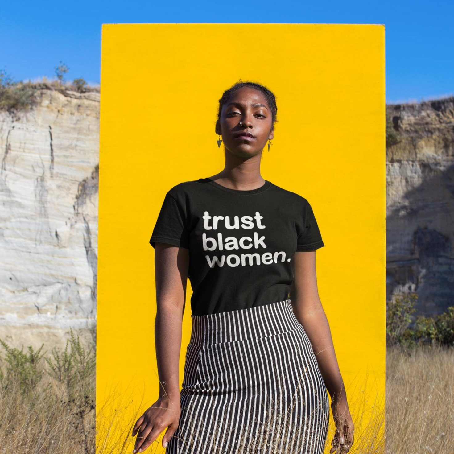 10 Black Girl Power Tees That'll Remind Everyone How Dope You Are