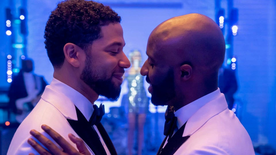 Exclusive: 'Empire' To Air First Black Gay Wedding On Network TV