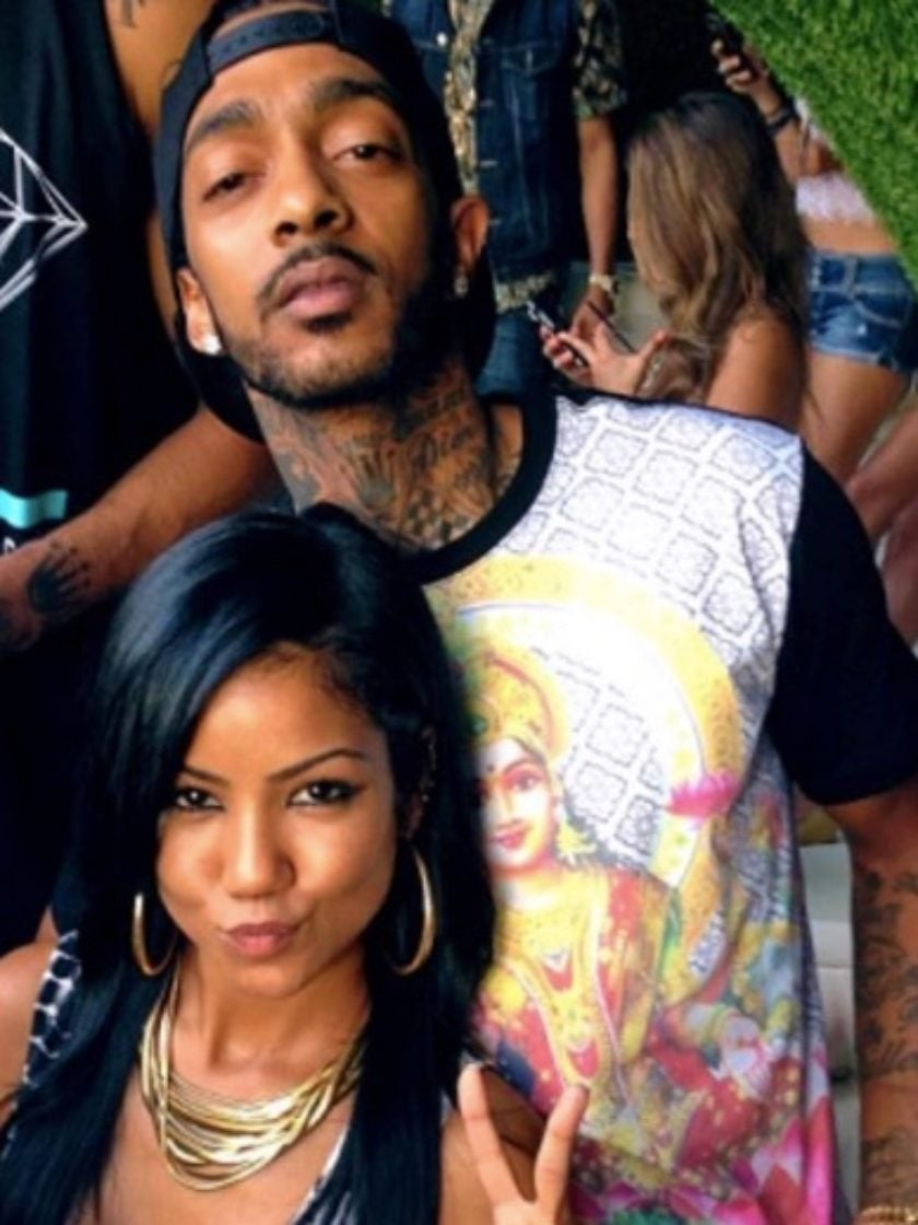 Jhene Aiko Postpones Releasing New Music 'Out Of Respect For Nipsey Hussle'