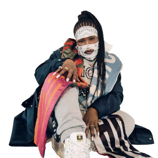 Leikeli47 Breaks Down The Secret To Her Success (And It Has Nothing To Do With Her Face Mask)