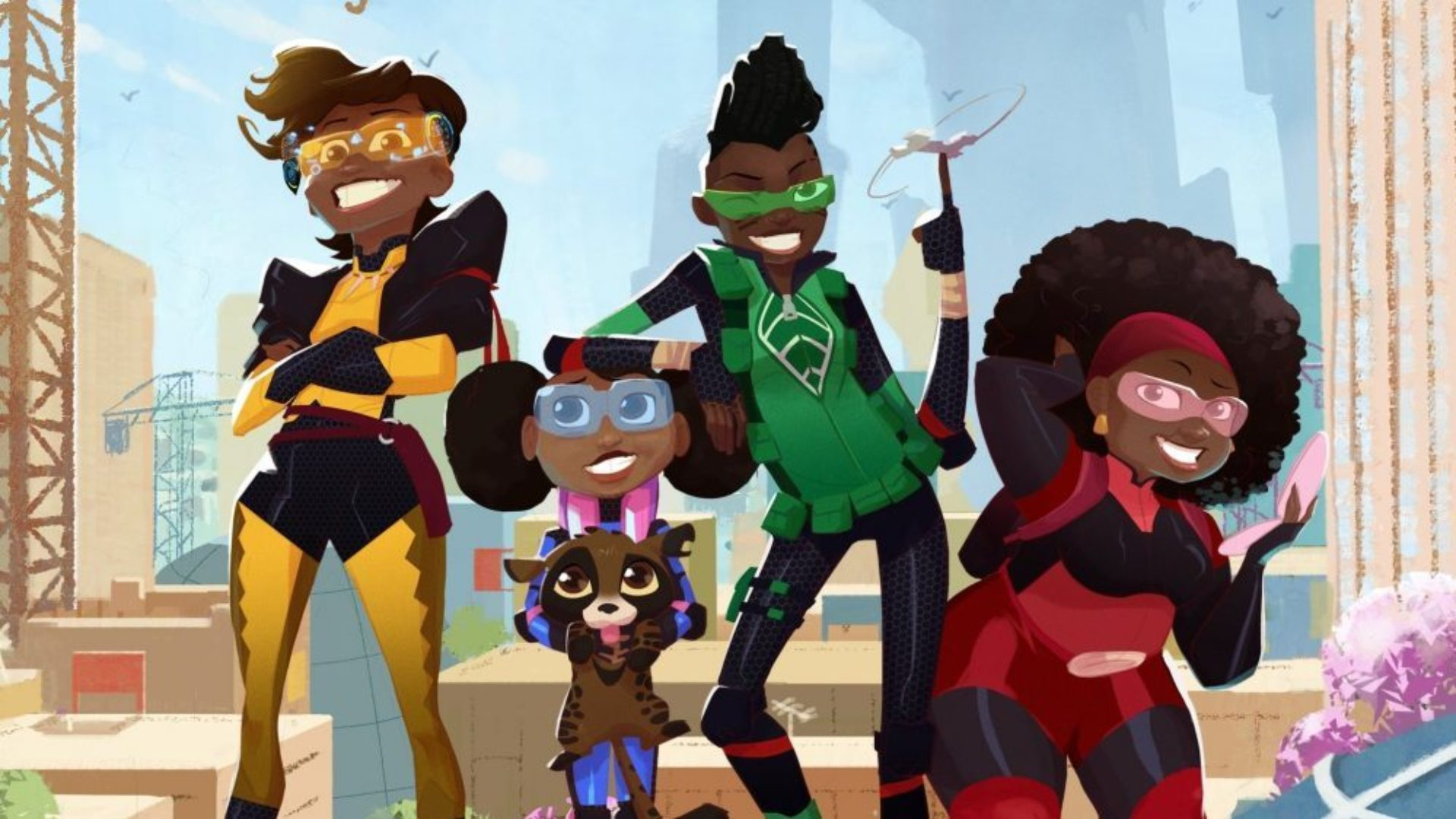 Netflix Greenlights First African Animated Series
