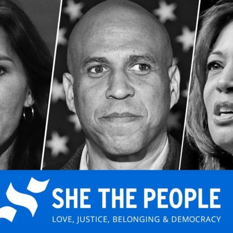 "Watch Live: Democratic 2020 Candidates Speak At ""She The People"" Forum"