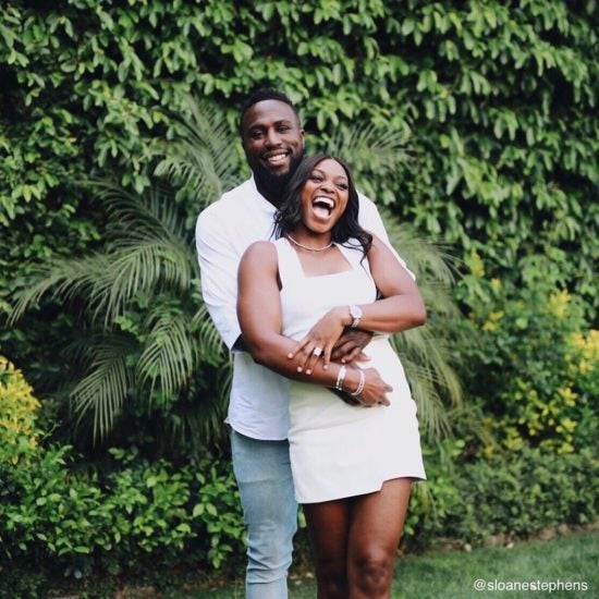 Tennis Player Sloane Stephens and Her Soccer Bae Jozy Altidore Are Engaged