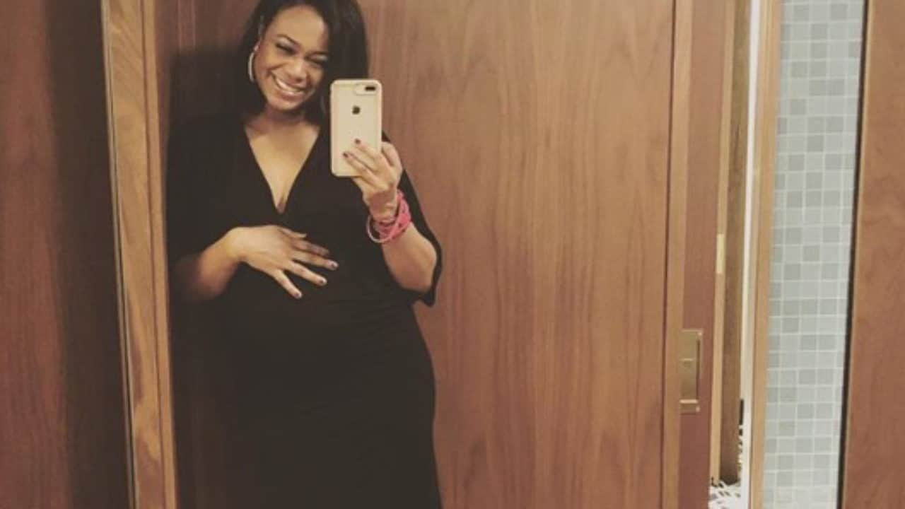 Tatyana Ali Is Pregnant With Her Second Child