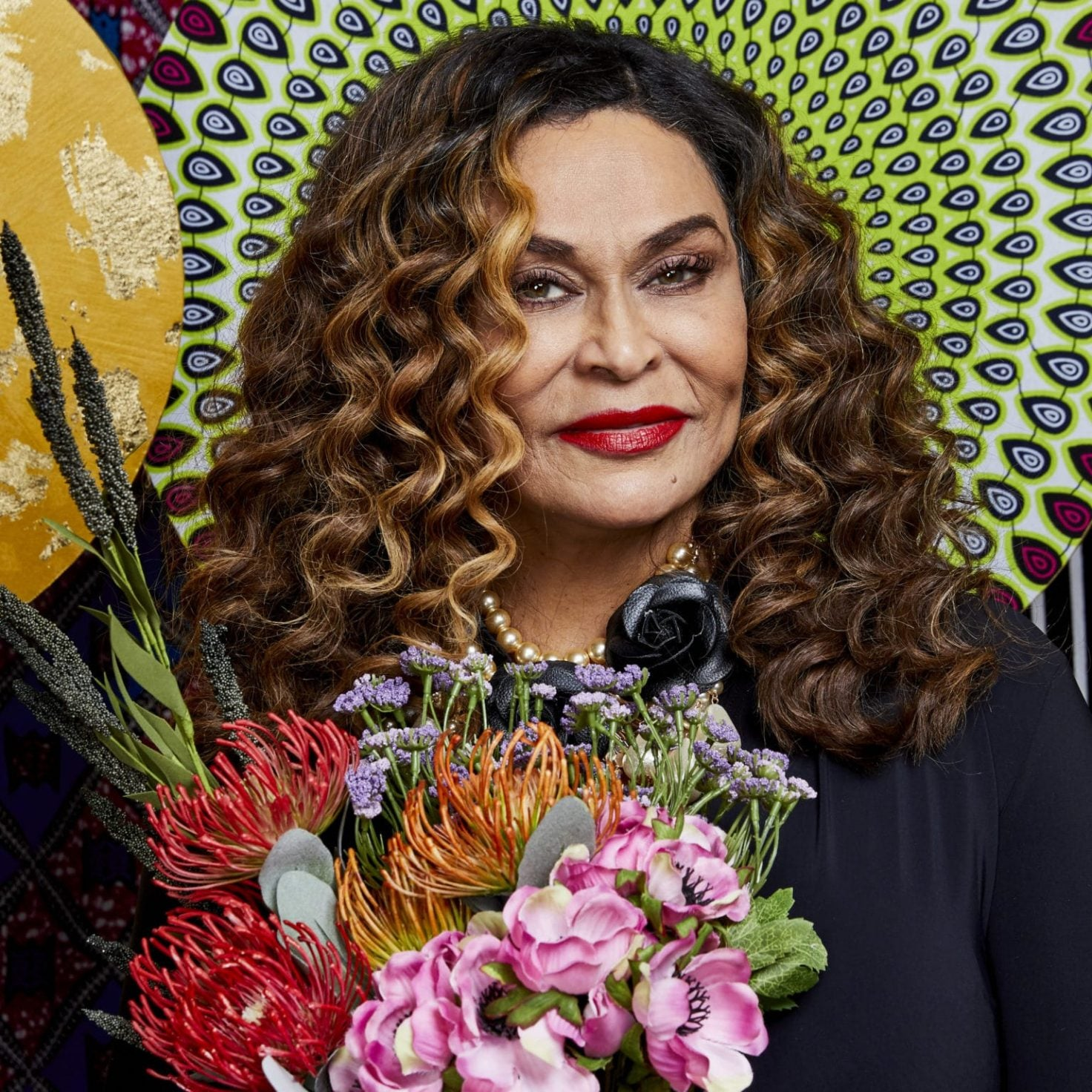 Tina Knowles Lawson Says Group Chat with Beyoncé and Solange Is 'Like Counseling'
