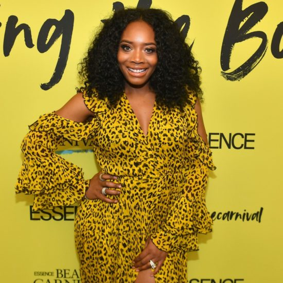 Yandy Smith Has One Message For Beauty Startups: 'Don't Give Up'
