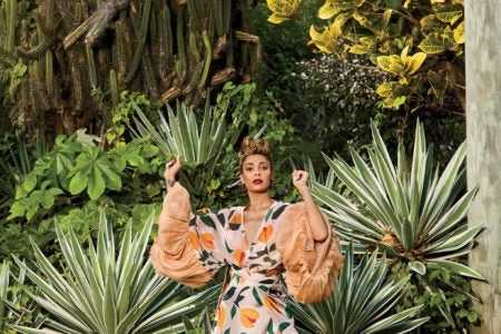 Amanda Seales Gets Gorgeous in Grenada For Our June Fashion ...