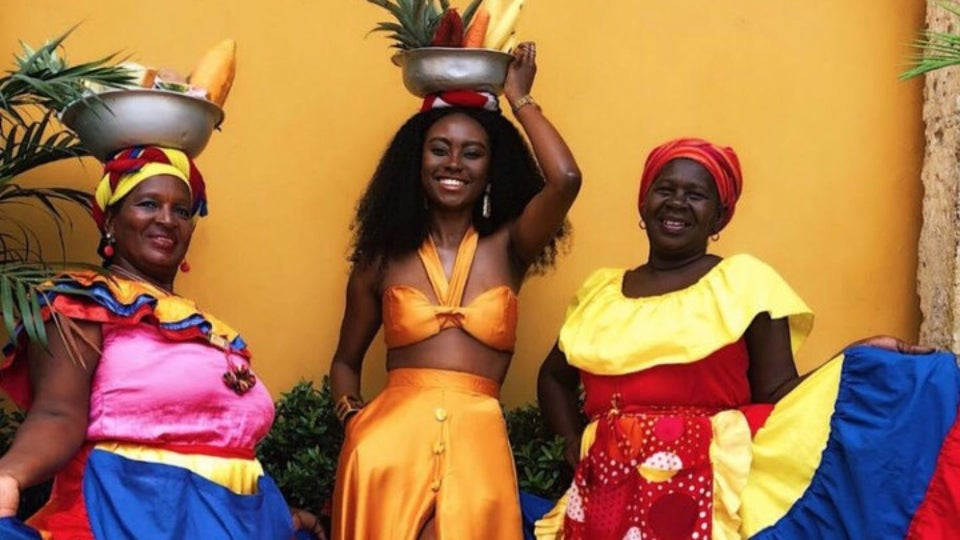 Black Travel Vibes: Get into The Colorful City of Cartagena