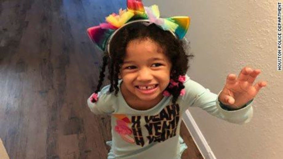 Maleah Davis: Body of 4-Year-Old Girl Found in Arkansas