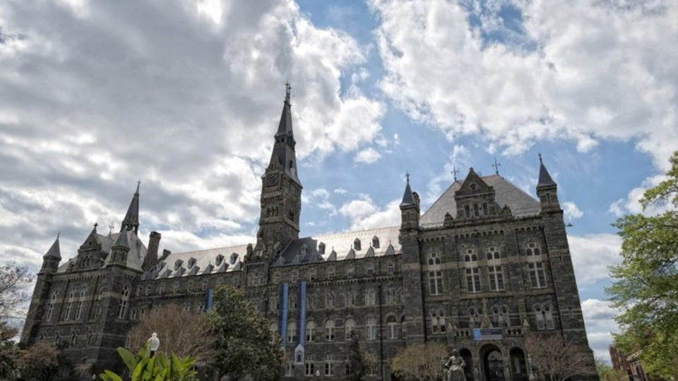Georgetown University and Reparations: How One Community's Fight Could Be a Model for the Nation