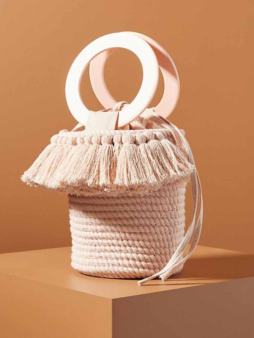 Welcome Warm Weather With These Beach-Ready Woven Bags