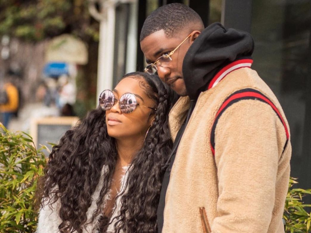 Surprise! 'LHHH' Stars Brooke Valentine and Marcus Black Had A Baby Girl