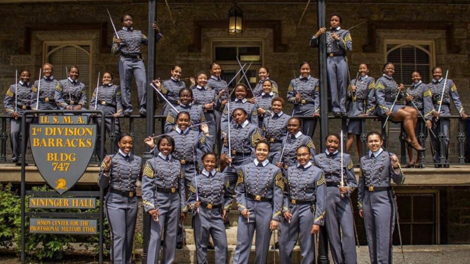 Historic Number Of Black Women To Graduate From The United States Military Academy at West Point