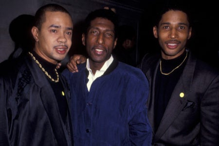 'After 7' Singer And Babyface's Brother Melvin Edmonds Dies At 65