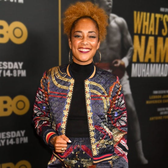 Amanda Seales, Laila Ali, Will Smith, And More Celebs Out And About