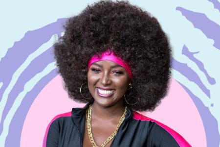 Amara La Negra Serves Up African Goddess In A New Post