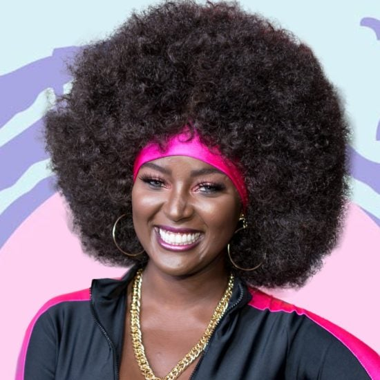 Amara La Negra Serves Up African Goddess In A New Post