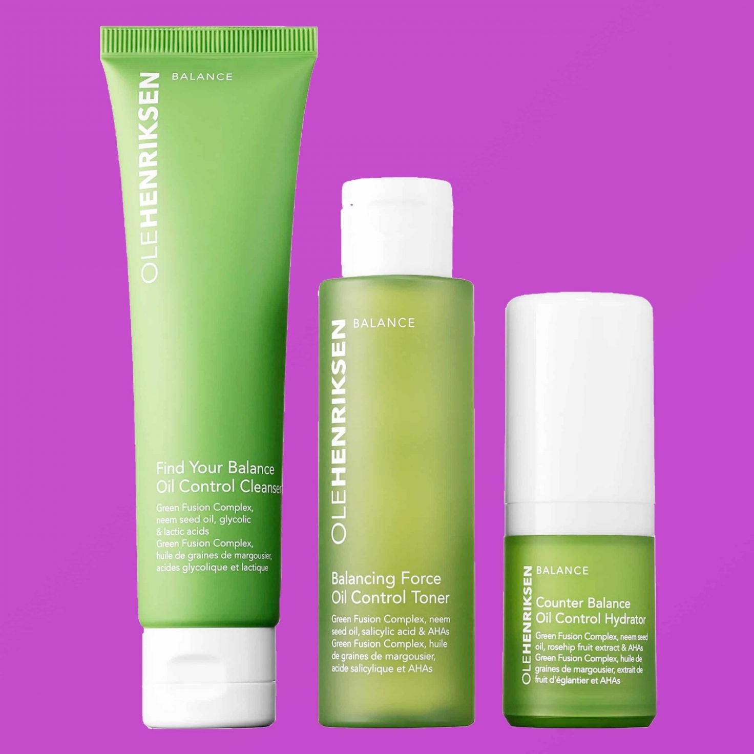 I Tried Ole Henriksen's 'Balance It All' Skin Cleansing Trio and Saw Results in 2 Days