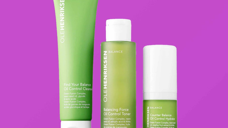 I Tried Ole Henriksen's 'Balance It All' Skin Cleansing Trio and Saw Results in Two Days