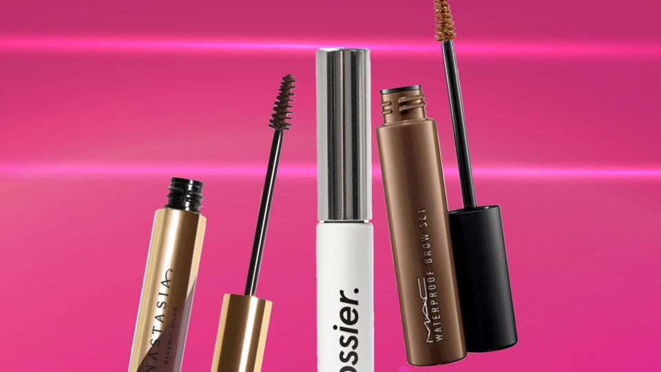 These Are The Best Brow Gels We've Ever Tried