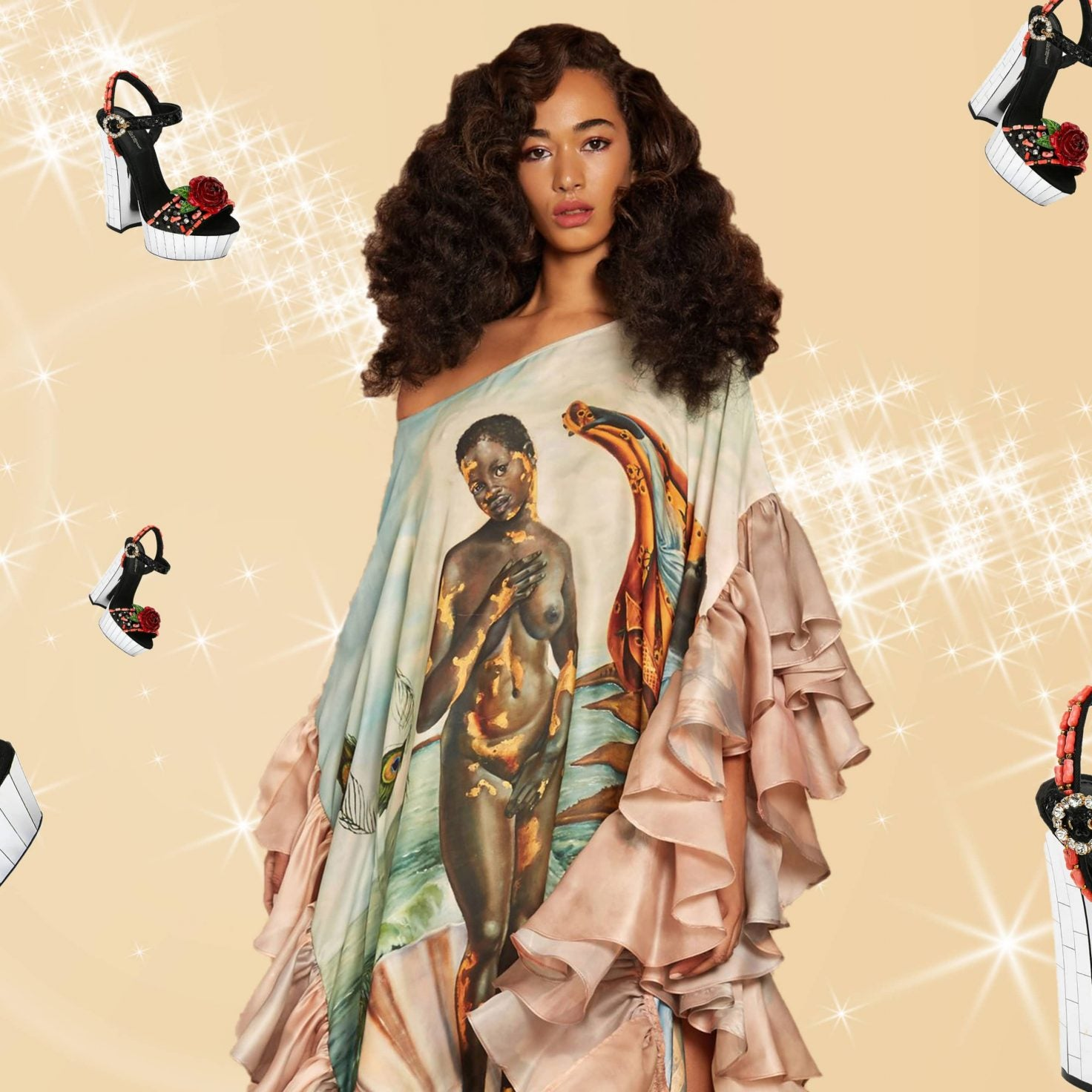 "9 Over-The-Top Pieces That'll Help You Channel the MET Gala's ""Camp"" Theme"