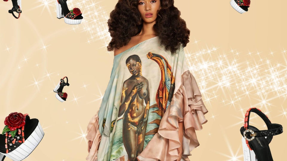 9 Over-The-Top Pieces That'll Help You Channel the MET Gala's 'Camp' Theme