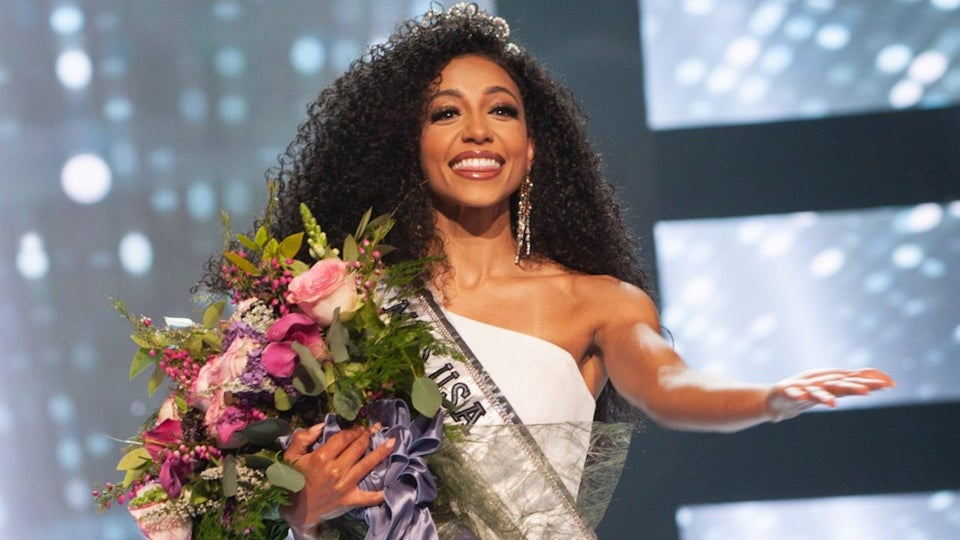 What Miss USA Wants Black Girls To Know About Being A Beauty Queen