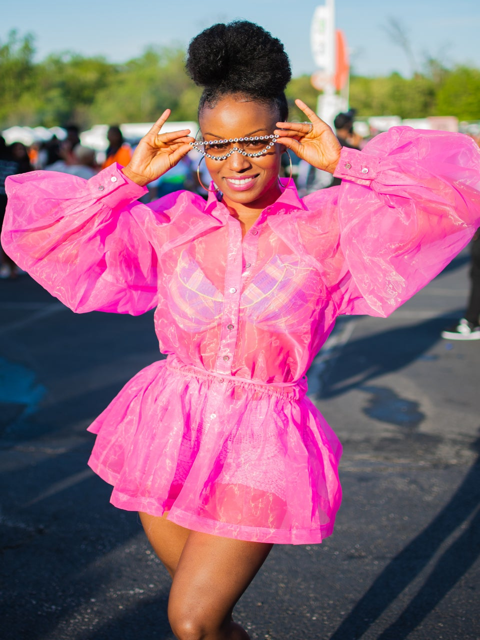 The Most Stylish Moments at Broccoli City Festival 2019