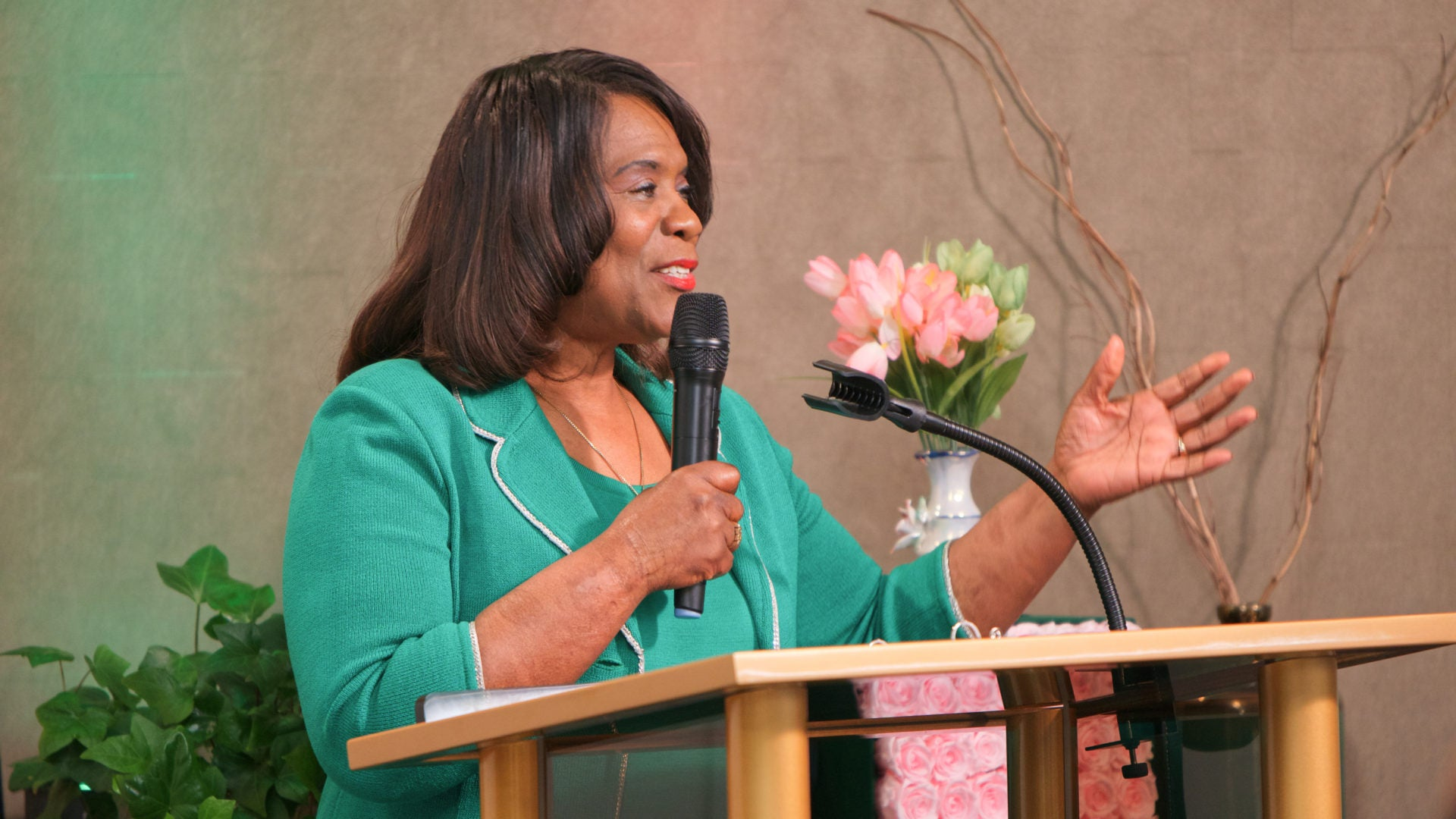 She, The People: HBCUs Have A Staunch Supporter In Dr. Glenda Baskin Glover