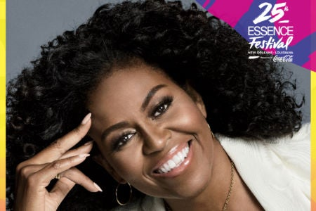 JUST ANNOUNCED: Michelle Obama Joins 2019 ESSENCE Festival Superdome Lineup - Essence
